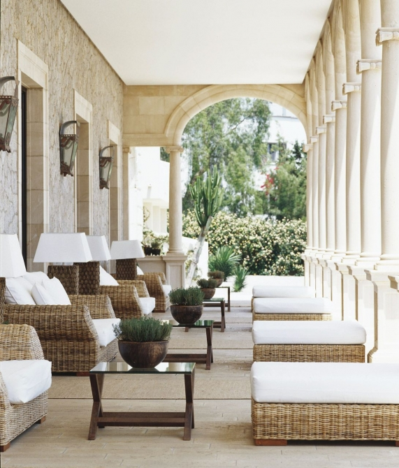Hospes Maricel and Spa Terrace in Mallorca
