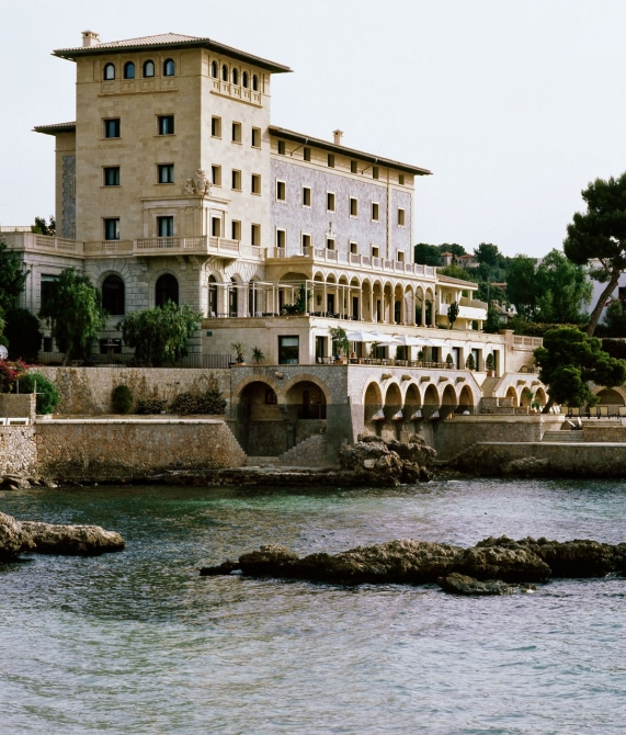 Hospes Maricel and Spa Building in Mallorca