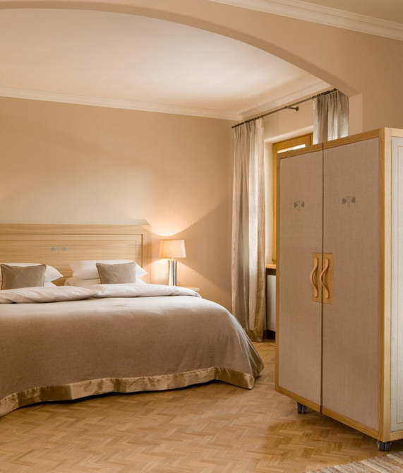Hotel Bachmair Weissach Suite in Rottach-Egern