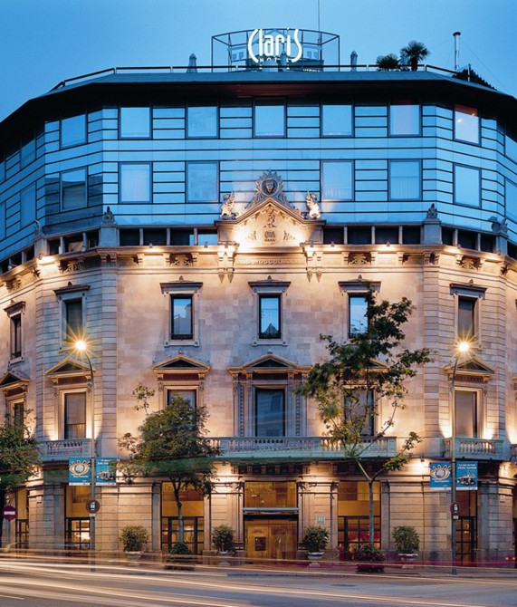 Claris Hotel And Spa Barcelona Spain Design Hotels