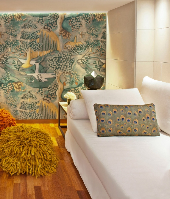 Hotel Claris Interior Design in Barcelona