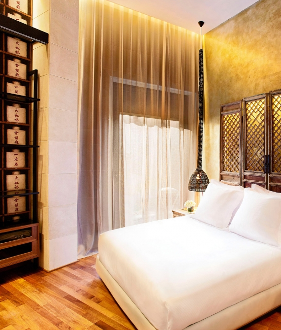 Hotel Claris Suite in Barcelona