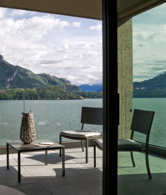 Filario Hotel Lake View in Lake Como