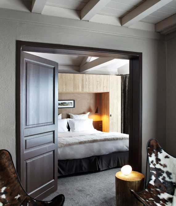 Hotel le Val Thorens Room in France