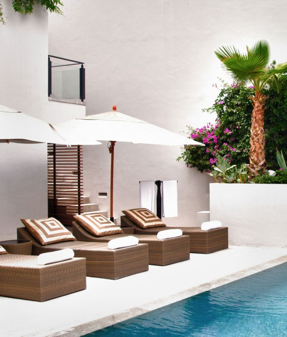 Hotel Matilda Outdoor Pool in San Miguel De Allende