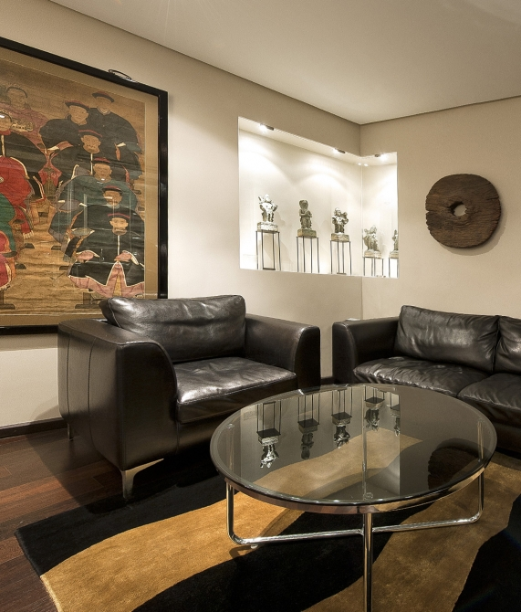 Architecture design at hotel urban in madrid design for Design hotel urban