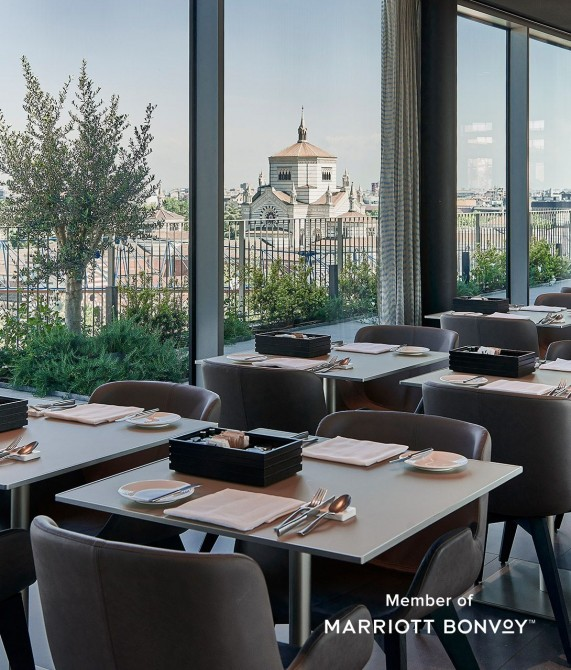 Hotel Viu Milan Available With Marriott Bonvoy™