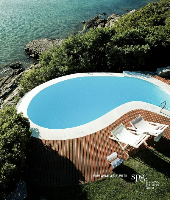 Insolito Boutique Hotel Swimmingpool in Buzios
