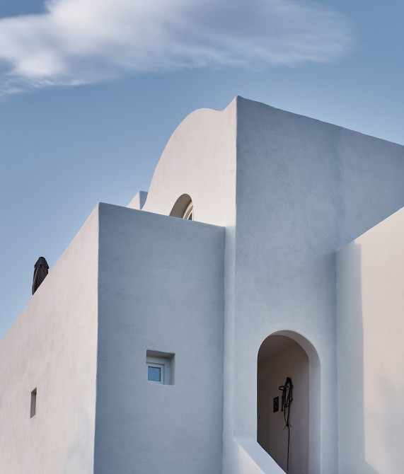 Istoria Architecture in Santorini, Greece - Design Hotels