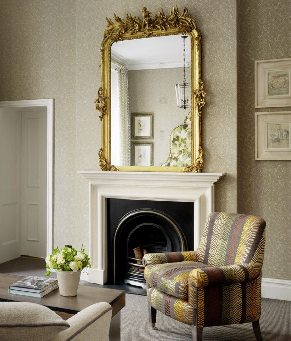 Knightsbridge Hotel Armchair In London