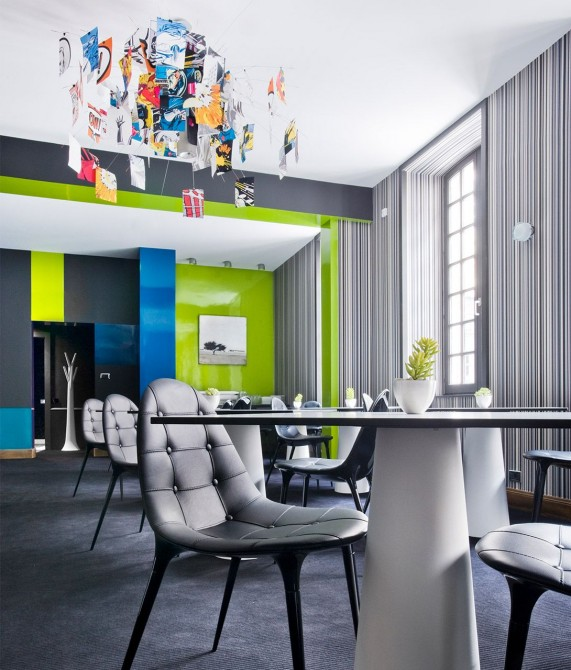 La Monnaie Art and Spa Hotel Design in La Rochelle