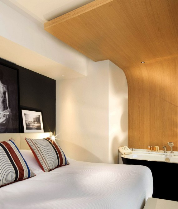 Le Cinq Codet Rooms in Paris