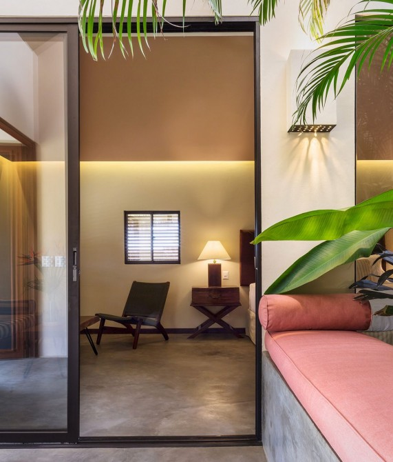 Meson Nadi Rooms and Suites in Popoyo