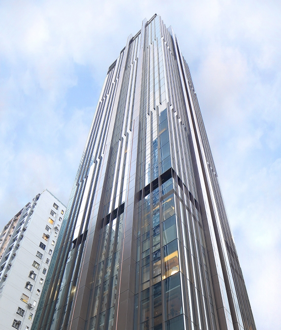 Mira Moon Exterior in Hong Kong