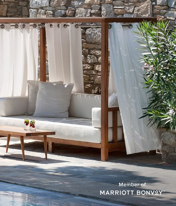 Mykonos Theoxenia Available With Marriott Bonvoy™