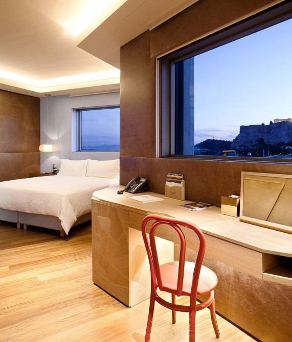 New Hotel Desk in Athens