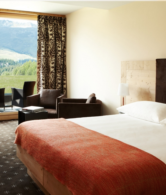 Nira Alpina Rooms and Suites in Silvaplana