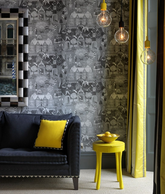 Number Sixteen Interior Design In London