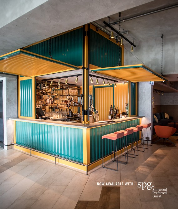 Ovolo Southside SPG in Hong Kong