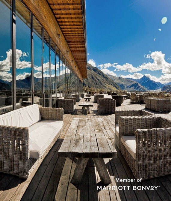 Rooms Hotel Kazbegi Available With Marriott Bonvoy