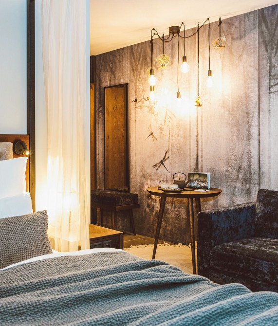 Silena, the Soulful Hotel Design in Vals, South Tyrol