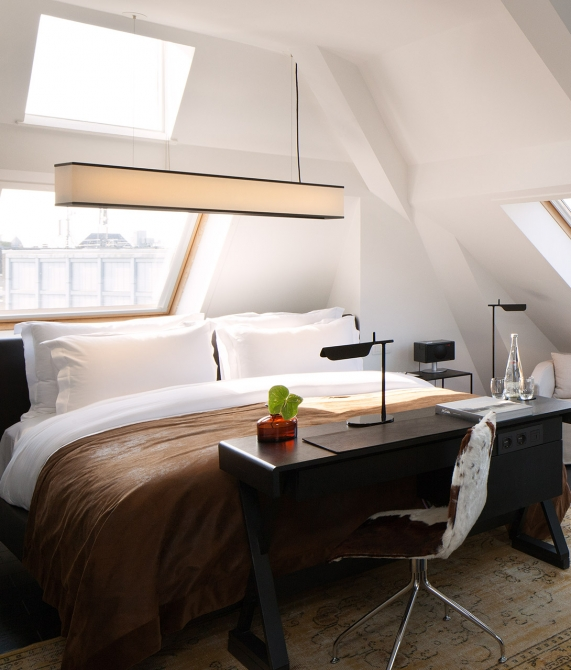 Sir Albert Hotel Rooms and Suites in Amsterdam