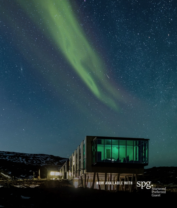 ION Adventure Hotel Exterior in Selfoss