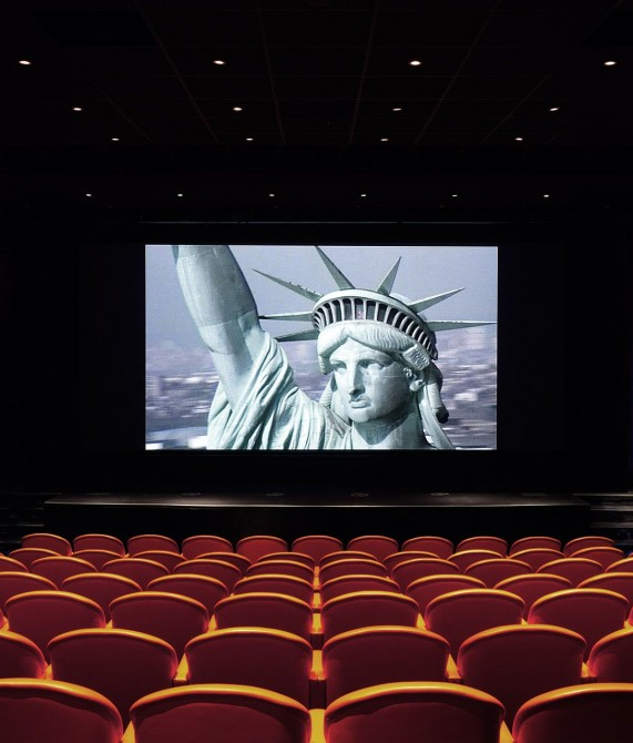 Crosby Street Hotel Private Cinema in NYC, United States