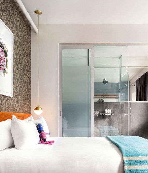 The Drake Hotel Rooms and Suites in Toronto