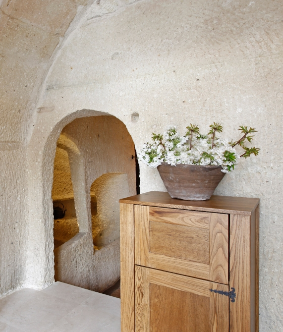 The House Hotel Cappadocia - Architecture Inside View
