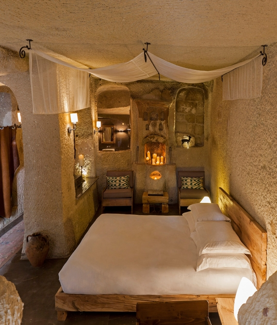The House Hotel Cappadocia Candles in Turkey