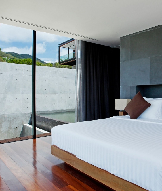 The Naka Phuket Bed in Thailand