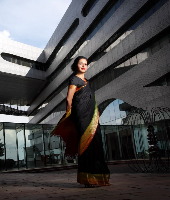 The Hotelier Priya Paul of the Park Hotels