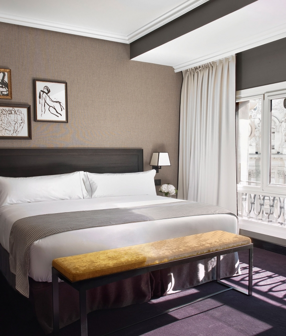 The Principal Madrid Rooms and Suites in Madrid