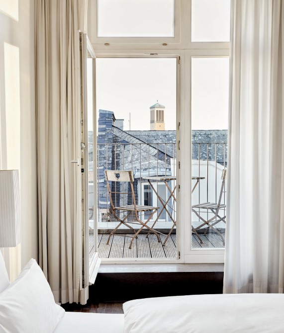 The Pure Rooms and Suites in Frankfurt