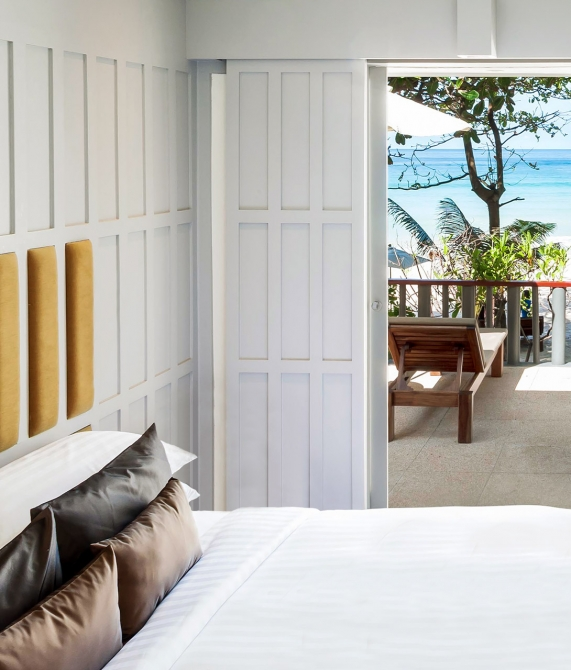 The Surin Phuket Guestroom in Thailand
