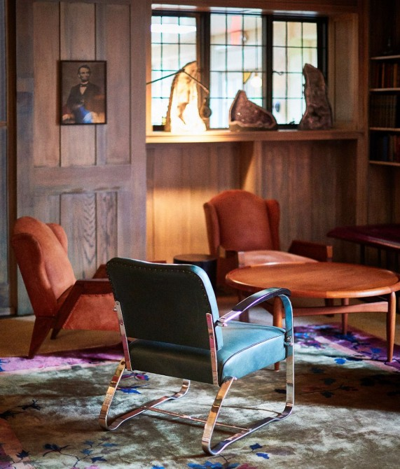 Troutbeck Chairs in Amenia