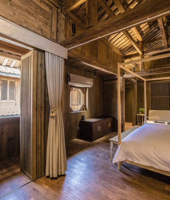 Tsingpu Tulou Retreat Rooms and Suites in Zhangzhou