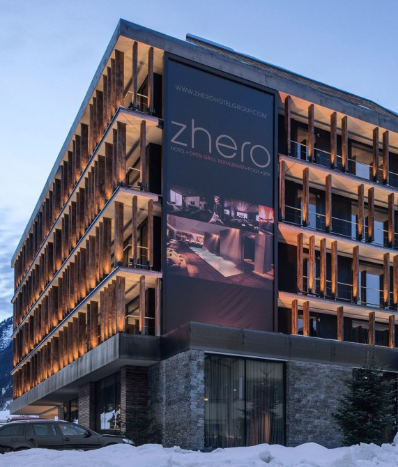 architecture design at hotel zhero ischgl kappl design hotels. Black Bedroom Furniture Sets. Home Design Ideas