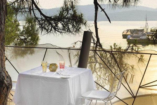 Ekies All Senses Resort Beach in Halkidiki
