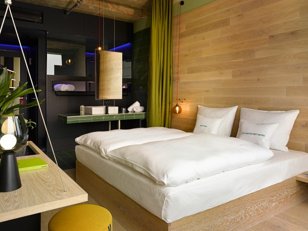 25hours hotel bikini berlin germany design hotels. Black Bedroom Furniture Sets. Home Design Ideas