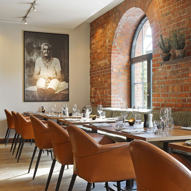 Gastwerk Restaurant Interior in Hamburg