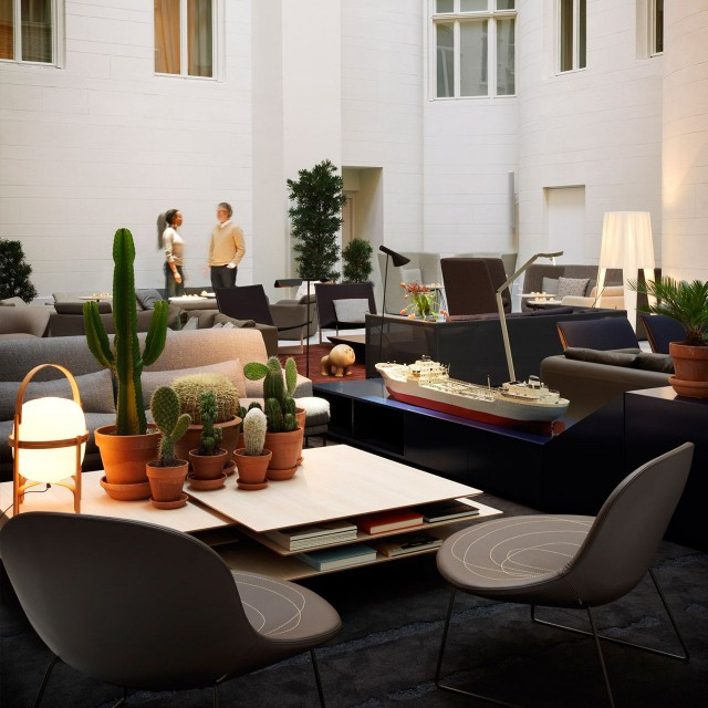 Nobis Hotel Stockholm Chairs in Sweden
