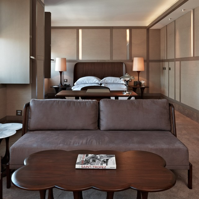 Design Hotels Interior Design Bed sofa