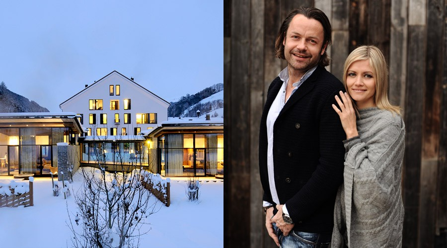 wiesergut sepp and martina kroell luxury hotel