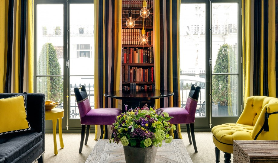 Number sixteen london uk design hotels for Design hotel london