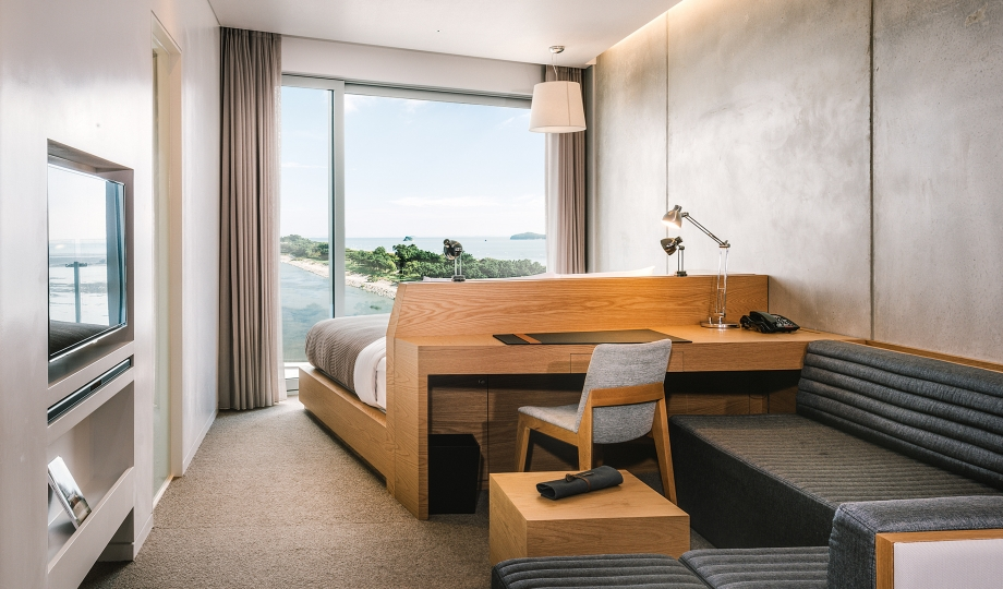 Nest hotel incheon south korea design hotels for Design hotel seoul