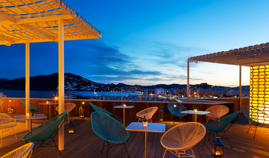 Aguas de ibiza lifestyle spa ibiza spain design hotels Rio design hotel