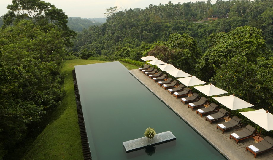 Share get lost in a supremely private balinese retreat for Design boutique hotel ubud