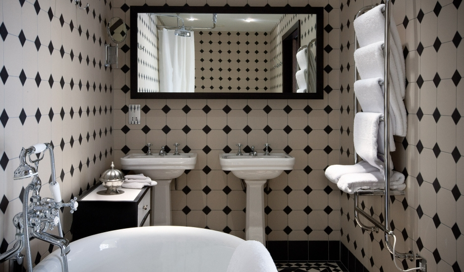 Boundary london uk design hotels for Boundary bathrooms